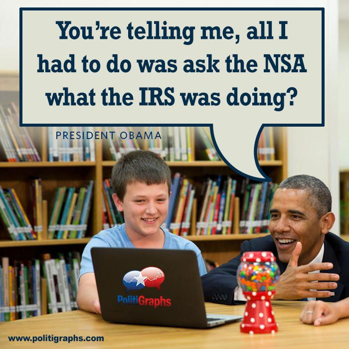 You're telling me all I had to do was ask the NSA?
